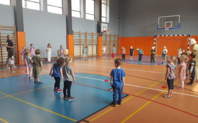 Olimpiada przedszkolaka