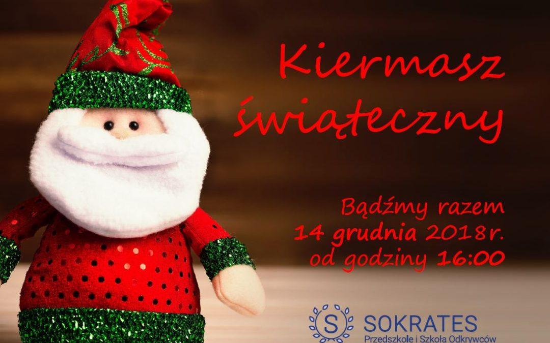 Kiermasz świąteczny w SOKRATESIE