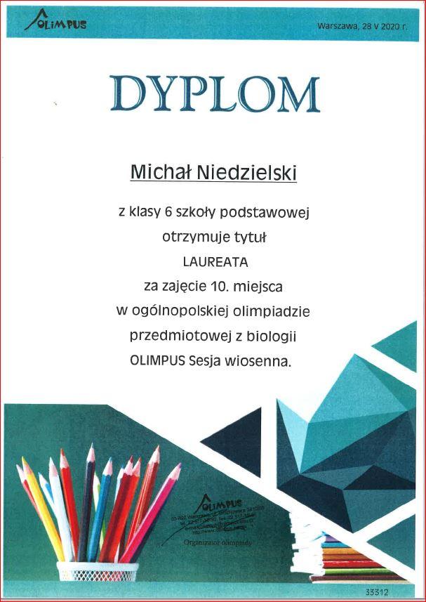 Laureat Olimpiady