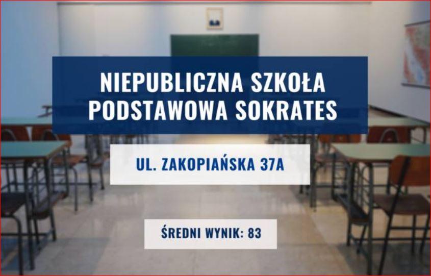 SOKRATES wśród najlepszych szkół w Gdańsku