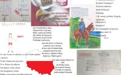Święto Niepodległości – gazetka on-line