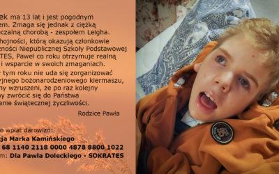 Pomagamy Pawełkowi
